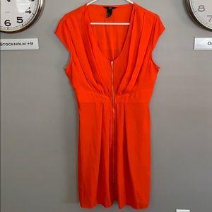 H&M zipper dress, 14